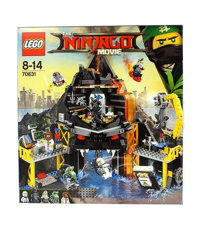 Lego-Ninjago-Guarida-Volcanica-de-Garmadon