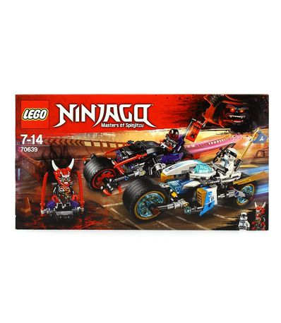 Lego-Ninjago-Carrera-Callejera