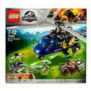 Lego-Jurassic-World-Persecucion-en-Helicoptero-de-Blue