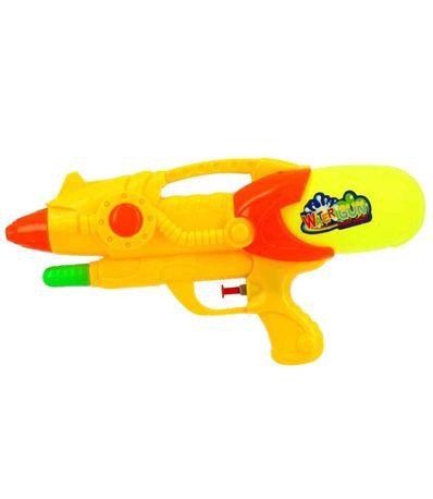 Pistola-de-agua-amarela