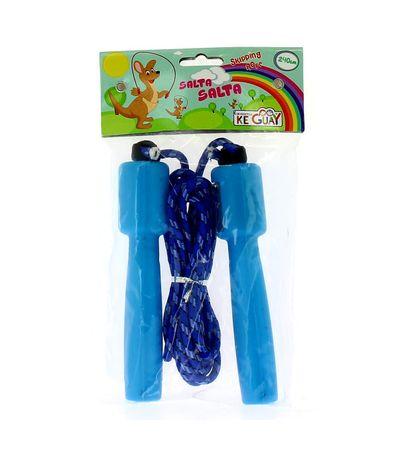 Cuerda-de-Saltar-Azul-Infantil-con-Contador