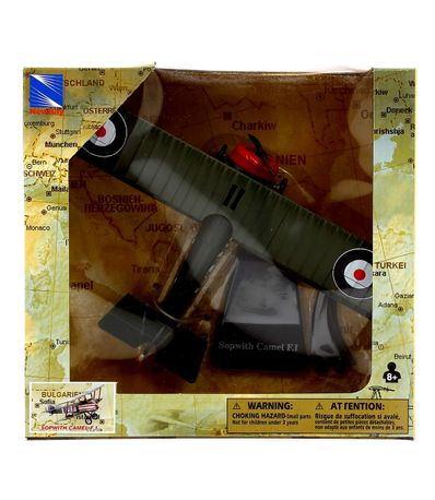 Bombardeiro-de-aviao-com-pedestal-Sopwith-1-48
