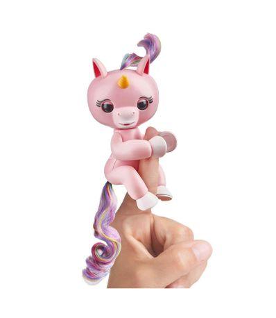 Fingerling-Unicornio-Rosa