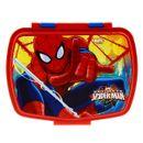 Sandwicheira-Infantil-Spiderman