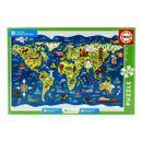 Puzzle-200-Pecas-Mapamundi-SOS