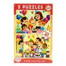 Puzzle-de-Madera-Fiesta-de-Cumpleaños-2x50-Piezas