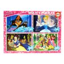 Princesas-Disney-4-Multi-Puzzles