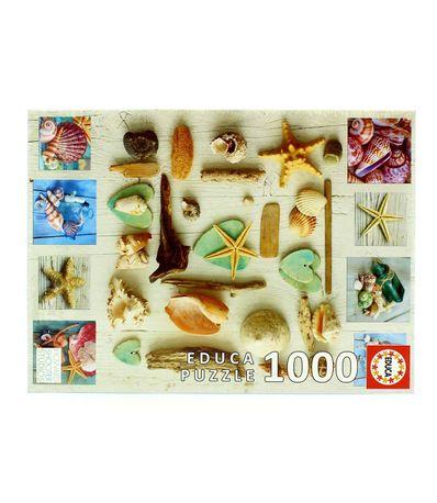 Puzzle-Collage-de-Conchas-de-1000-Pecas