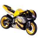 Hot-Wheels-TurboBike-Amarilla-1-18
