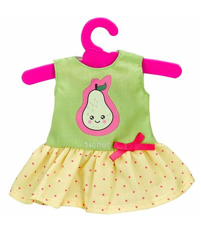 Nenuco-Ropita-com-vestido-de-pera-de-cabide