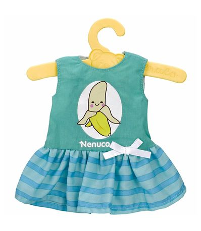 Nenuco-Ropita-com-Banana-Vestido-de-Cabide