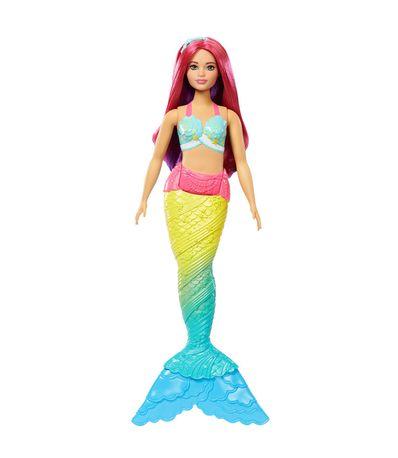 Barbie-Dreamtopia-Sirena-Rosa