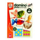Domino-Photo-Animales