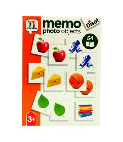 Jogo-Memo-Photo-Objects-Daily