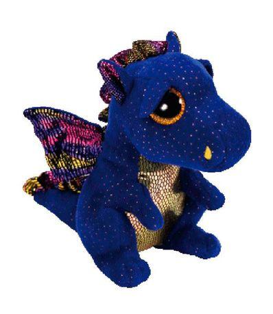 Beanie-Boo-s-Dragao-Azul-de-Peluche-de-15-cm