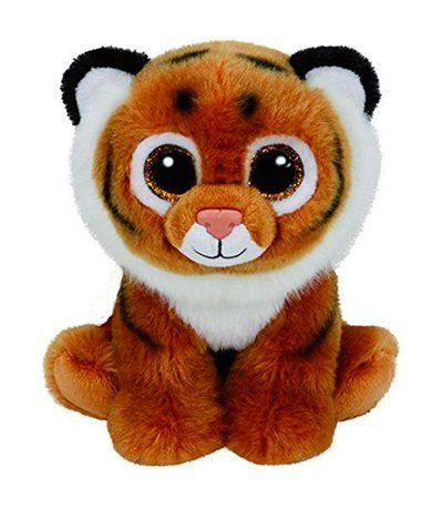 Beanie-Boo-s-Tigre-Marron-de-Peluche-de-15-cm