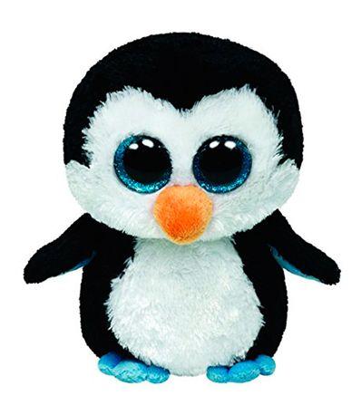 Beanie-Boo-s-Pinguim-de-Peluche-de-15-cm