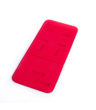 Colchoneta-Silla-Paseo-Gemelar-Easy-Twin-Rojo
