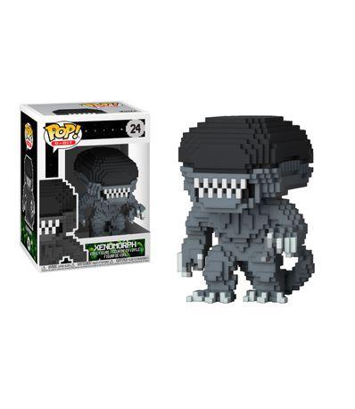Figura-Funko-POP-8-Bit-Alien