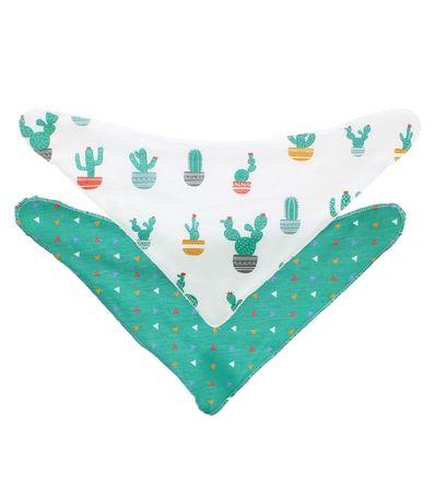 Pack-bandanas--quot-babitas-quot--Cactus-Niño
