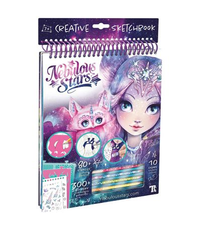 Cuaderno-de-Bocetos-Creativos-Nebulia