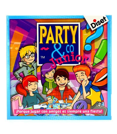 Party---Co-Junior