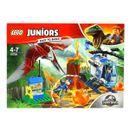 Lego-Juniors-Jurassic-World-Huida-del-Pteranodon