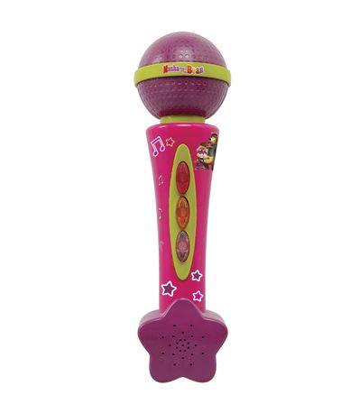 Masha-y-el-Oso-Microfono