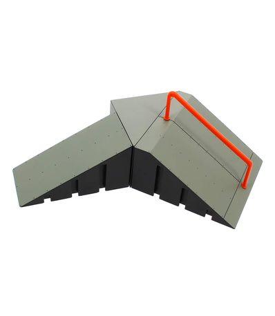 Tech-Deck-Rampa-Plateada
