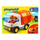 Playmobil-123-Camion-de-Basura