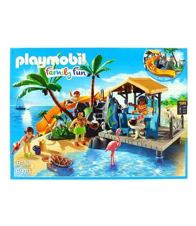 PlayMobil-Ilha-Tropical