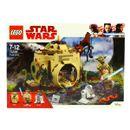 Lego-Star-Wars-Cabaña-de-Yoda