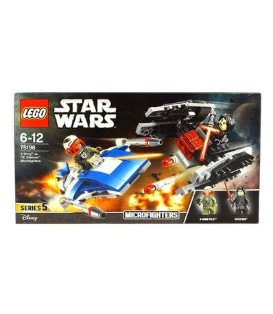 Lego-Star-Wars-Ala-A-VS-Silenciador-TIE