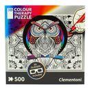 Puzzle-Mandala-de-Mochos-500-Pecas