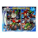 Los-Vengadores-Superpack-4-Puzzles-de-100-Piezas