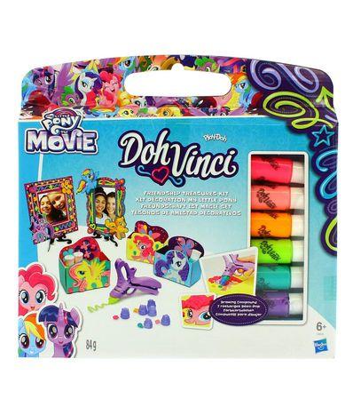 My-Little-Pony-Doh-Vinci-Tesouros-de-Amizade