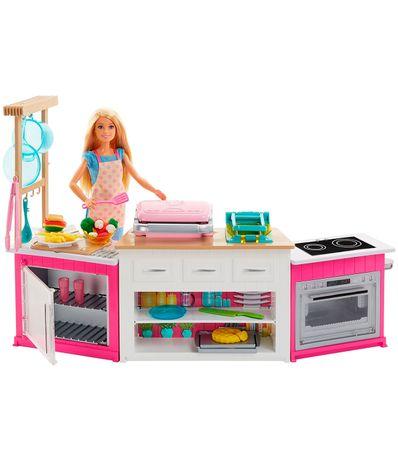 Barbie-Cocina-Superchef