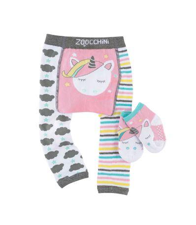 Leggin-Calcetines-Unicornio-12-18-meses