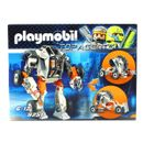 Playmobil-Top-Agents-Agente-General-com-Robot