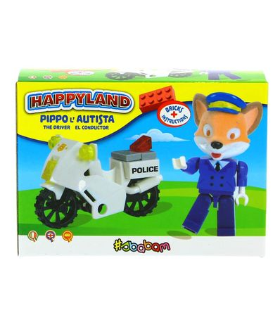 Happyland-Pippo-o-motorista