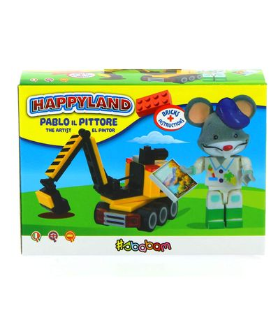 Happyland-Pablo-o-Pintor