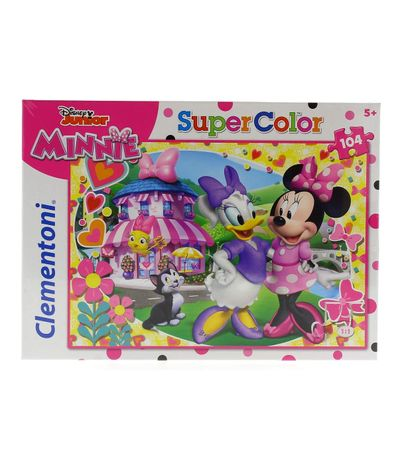 Minnie-Mouse-Puzzle-Happy-de-104-Pecas