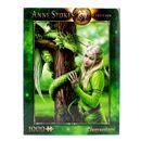 Puzzle-Anne-Stokes-Espiritos-Afins-1000-Pecas