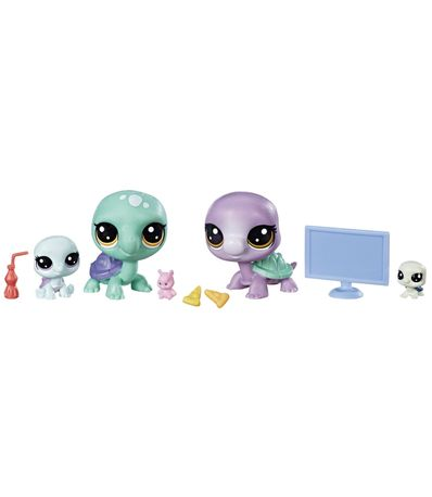Littlest-Pet-Shop-Pacote-Familia-Tartarugas
