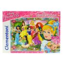Princesas-Disney-Puzzle-Pedras-Preciosas-104-Pecas