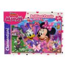 Minnie-Puzzle-Efeito-Diamante-de-104-Pecas