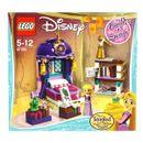 Lego-Disney-Quarto-da-Rapunzel-no-Castelo
