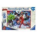 Los-Vengadores-Puzzle-de-100-Piezas-XXL