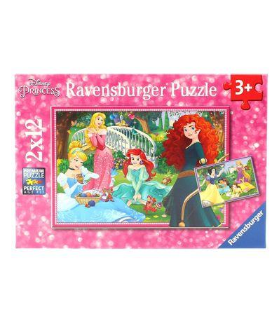 Princesas-Disney-Puzzle-2-x12-pecas
