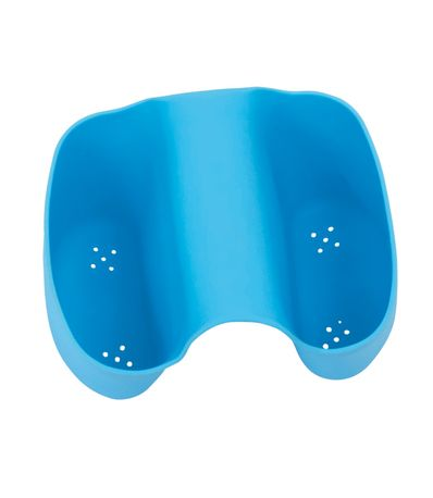 Contenedor-de-Baño-para-Cubetas-Azul